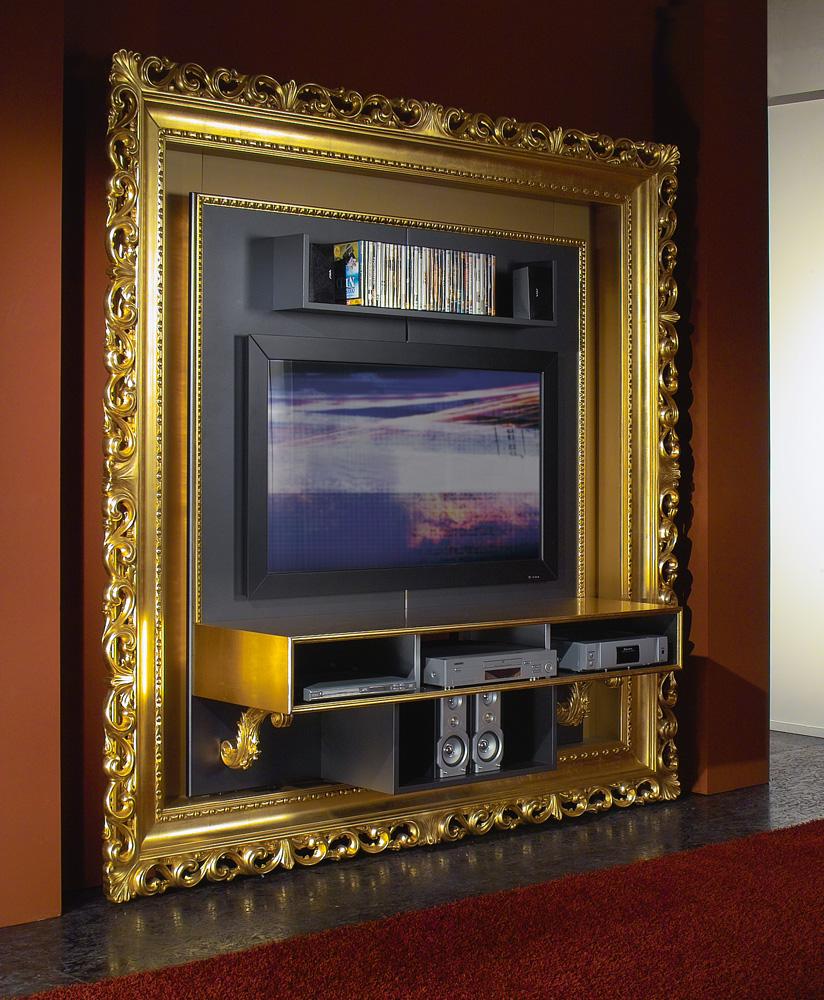 Телевизор в рамке от своими руками